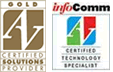 Gold CAVSP, 2007 (Certified Audio Visual Solutions Provider)